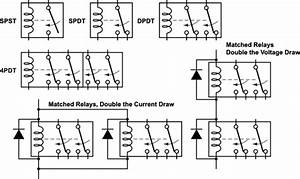 Combine Two Dpdt Relays To Make A 4pdt Relay