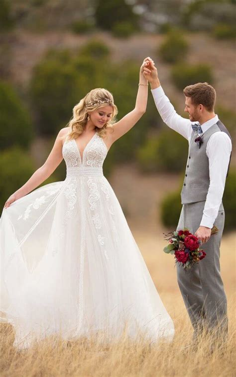 I Choose You: Essense of Australia s Fall 2018 Wedding