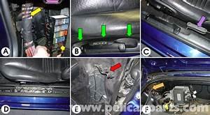 Porsche Boxster Cruise Control Installation   987