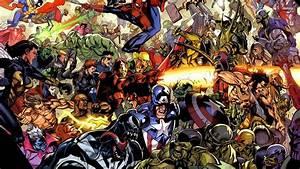 Marvel Wallpapers 1920x1080 - WallpaperSafari