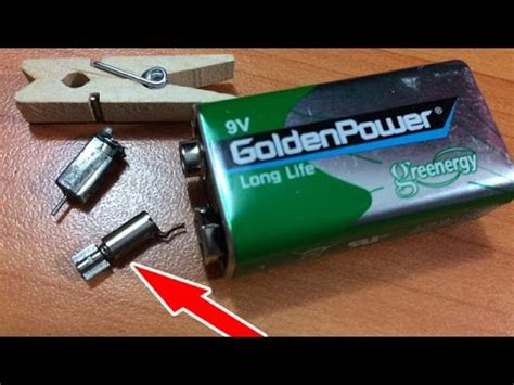 Smallest Electric Motor by Small Electric Motor Extremely Fast 100 00