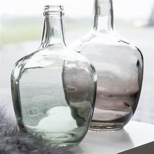 Bonbonne En Verre Dame Jeanne : bonbonne dame jeanne en verre tie and dye vert ou brique delicate glass pinterest vase ~ Farleysfitness.com Idées de Décoration