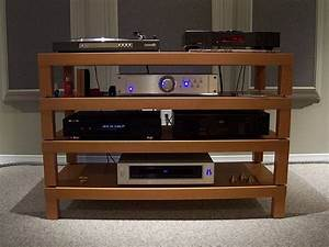 Tv Hifi Rack : ikea diy hifi rack diy audio projects stereonet ~ Michelbontemps.com Haus und Dekorationen