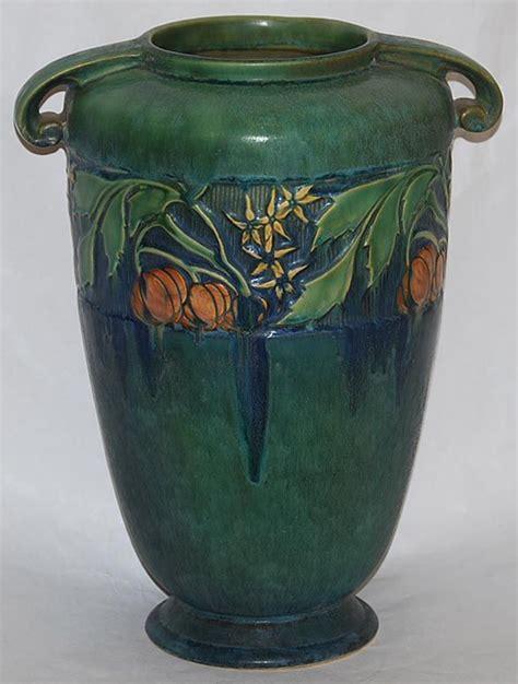 roseville pottery ideas  pinterest pottery