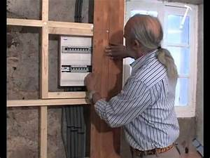 Pose De Lambris Bois : lambris 3 pose verticale bricolage avec robert youtube ~ Premium-room.com Idées de Décoration