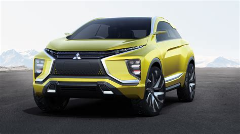 Mitsubishi Concept by Mitsubishi Ex Concept Revealed Electric Suv Previews Next