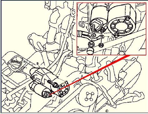 2001 Infiniti I30 Starter Location - image details