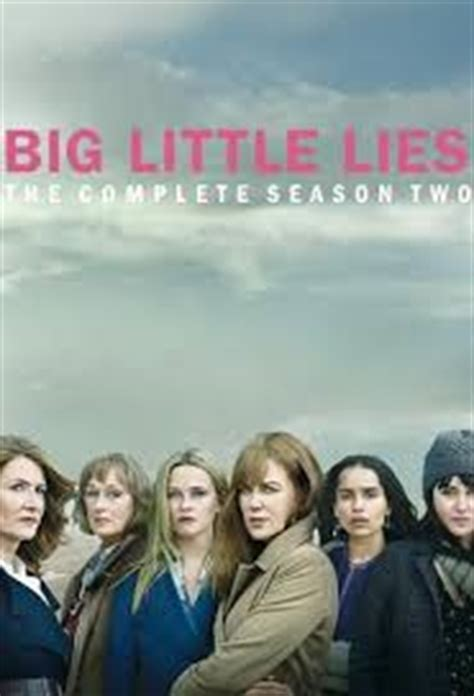 Big Little Lies - Season 2 Future Release, DVD | Sanity