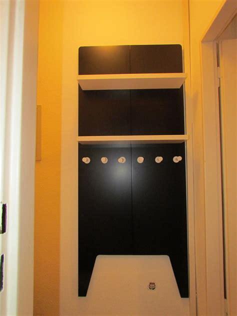Garderobe Zum Hängen by Sch 246 Ne Garderobe Zum H 228 Ngen Wandregal Jackenst 228 Nder In