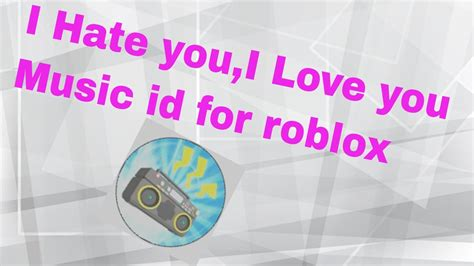 Roblox Song Ids