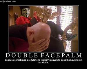 Star Trek Meme Captain Facepalm