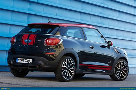 Ausmotivecom Mini Australia Names Jcw Paceman Price