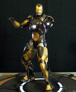 Hot Toys Iron Man 3 Mark XX Python 2 by maulsballs on ...
