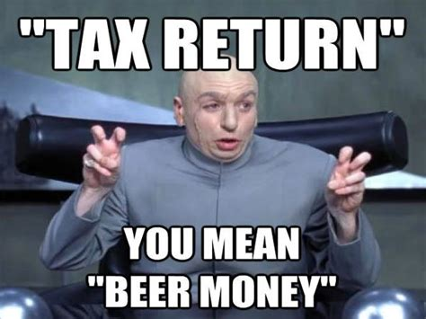The Funniest Tax Season Memes Ever (gallery