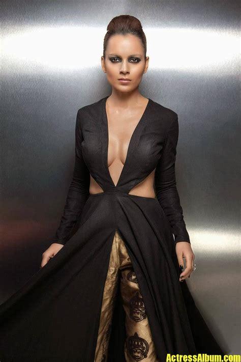 bollywood hot kangana ranaut sexy cineblitz actress album