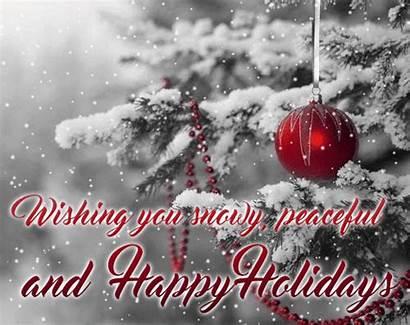 Very Peaceful Happy Wishing Holidays