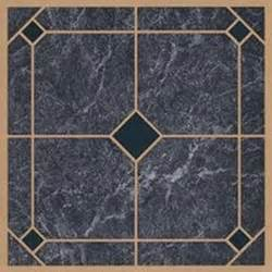 12x12 Vinyl Floor Tiles by Mintcraft 1964253 Case 45 Blue Gold 12 Quot X 12 Quot Vinyl