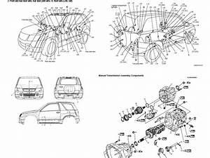 Manuales De Mec U00e1nica Y Taller  Suzuki Grand Vitara 2005
