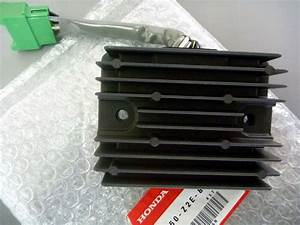 Genuine Honda Regulator Rectifier Assy 31750