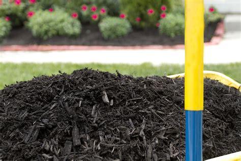 what is mulching landscape maintenance mulching basics tomlinson bomberger