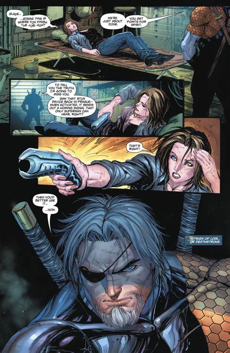 deathstroke  superman  kill  comicnewbies