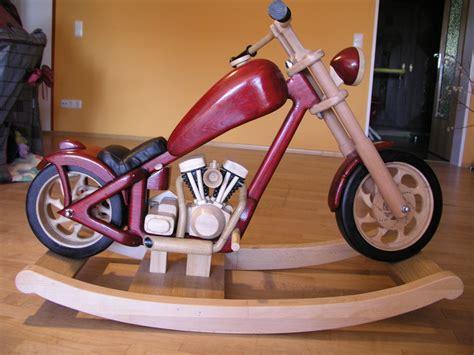 rocking motorcycle  pastahill  lumberjockscom