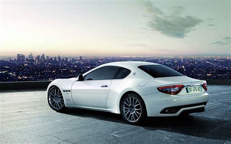 2010 Maserati Granturismo S Automatic Wallpaper