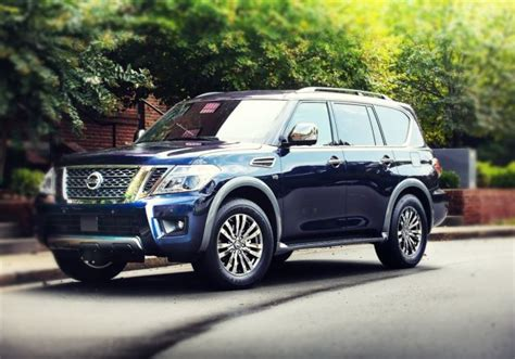 New Nissan Patrol 2019 by 2019 Nissan Patrol Redesign Release Date Platinum Trim