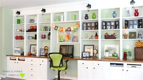 make a desk out of bookshelves 8 built in bookcases that maximize storage with smart design