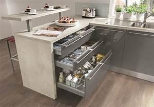 Tiroir De Cuisine : meubles de cuisine nos meubles pour la cuisine pr f r s elle d coration ~ Teatrodelosmanantiales.com Idées de Décoration