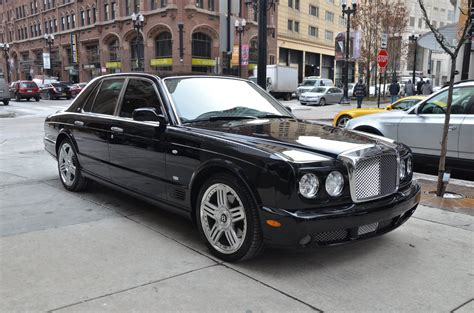 2009 Bentley Arnage T Stock # B844a For Sale Near Chicago