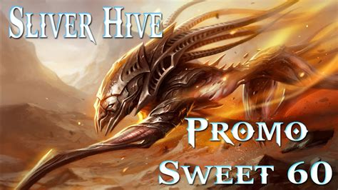 sliver deck mtg 2014 mtg dotp 2014 sliver hive deck guide promo sweet 60