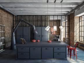 curtains for livingroom industrial loft