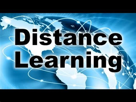distance learning education benefits explore distance