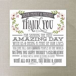 11 wedding thank you card ideas you39ll want to steal o mrs2be With wedding thank you card ideas