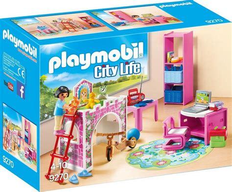 Kinderzimmer Gestalten Playmobil by Playmobil 174 Fr 246 Hliches Kinderzimmer 9270 187 City