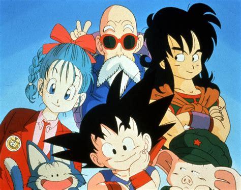Anime Dragon Ball Dragon Ball Un Anime Entra 209 Able Video Ciudad Al D 237 A