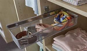 Panier Coulissant Dressing : accessoires de dressing pratiques et pas chers by ~ Premium-room.com Idées de Décoration