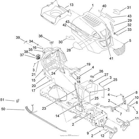 Toro Lx500 Part Diagram by Toro 13al60rg044 Lx426 Lawn Tractor 2008 Sn 1l107h10100