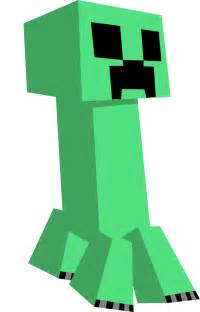 Minecraft Creeper Drawing
