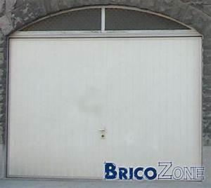 peindre une porte de garage en pvc With peindre une porte en pvc