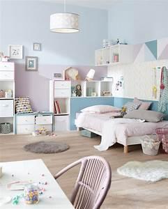 Chambre D Enfant : d coration chambre pastel ~ Melissatoandfro.com Idées de Décoration