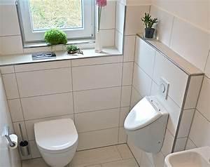 Fliesen Gäste Wc : hell gefliestes g ste wc ~ Markanthonyermac.com Haus und Dekorationen