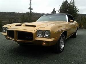 Classic 1971 Pontiac Lemans Sport Convertible Gto Clone