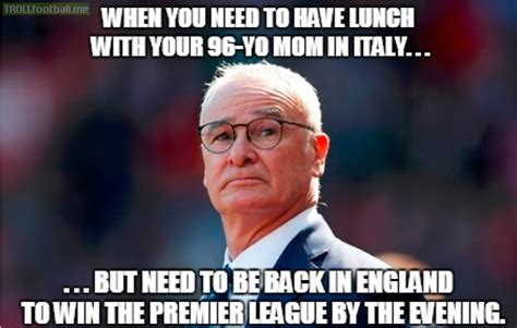Dilly Dilly Memes - my first meme for ranieri dilly ding dilly dong troll football