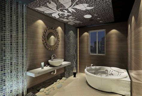 luxury bathroom decorating ideas 20 high end luxurious modern master bathrooms