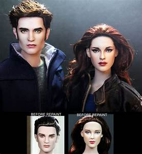 Breaking Dawn Part 2 Edward and Bella dolls by noeling on ...