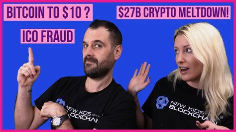 Register now to start earning bitcoins by viewing youtube videos. Crypto and Bitcoin News - Bitcoin to $10 ? , ICO Fraud , Tokens To Zero ? - YouTube