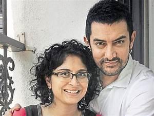 It's Aamir Khan's birthday and wife Kiran Rao's revealing ...