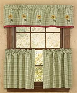 french country kitchen curtains home decor interior